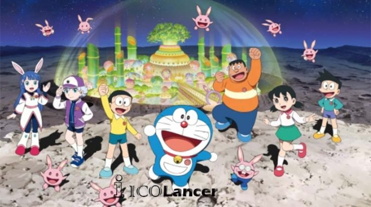 Doraemon Movie Chronicles Of Moon Exploration