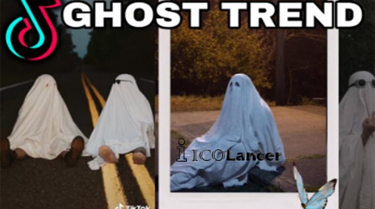Ghost Photoshoot Trend Di TikTok