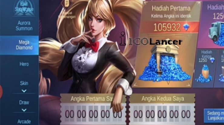 Event Mega Diamond ML Berhadiah Diamond Gratis