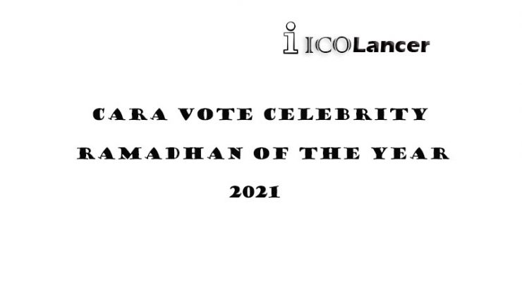 Cara Vote Celebrity Ramadhan Of The Year 2021